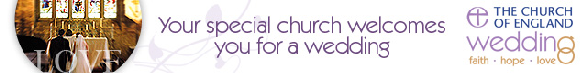 link to Your Church Wedding website